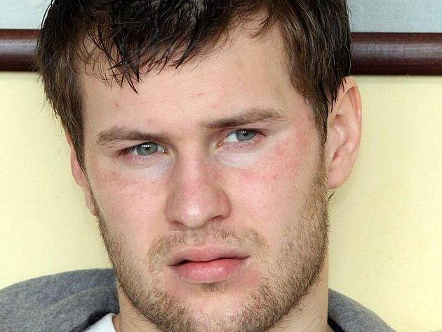 Hokejista Marek Čurilla.