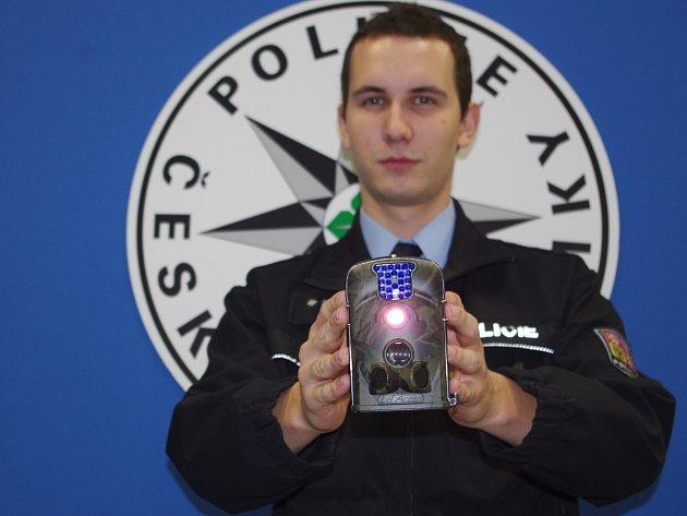 Policisté disponují novou technikou.