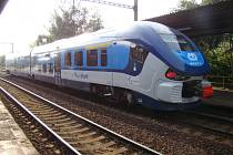Na horskou železnici plnou tunelů a mostů budou nasazeny moderní soupravy RegioShark, zvané taktéž Žralok.