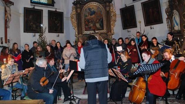 Hudební Církvice.