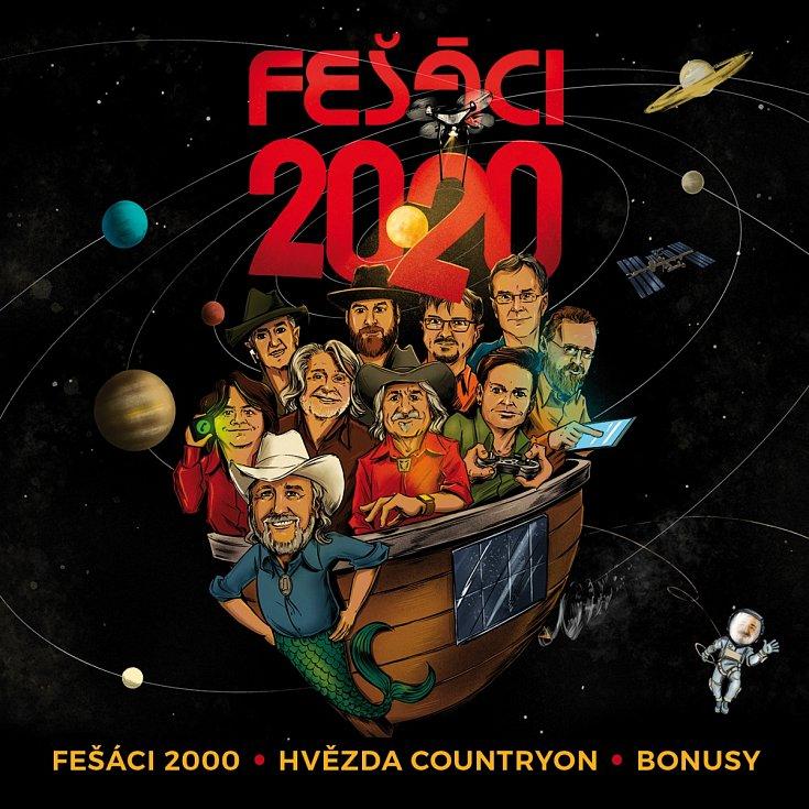Doma v Ústí zahrají Fešáci své hity ve středu. Koncert bude online.