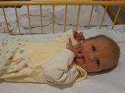 Anežka Škoulová se narodilav ústecké porodnici 5.1.2017 (17.26) Monice Škoulové. Měřila 49 cm, vážila 3,20 kg.