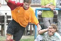 Fotbalisté Vaňova podlehli na domácím hřišti Březin 1:4