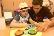 Výtěžek charitativní akce pomůže dětem ze Speciální školy Pod Parkem.