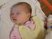 Emma Zlatová se narodila v ústecké porodnici 15.6. 2017(13.48) Květě Morgesové. Měřila 50 cm, vážila 3,60 kg.