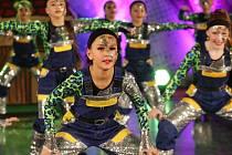 První ze série soutěží CDO Dance Life Tour v hale Sluneta.