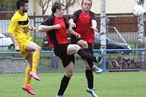 Prohrané utkání, kde rozhodovaly maličkosti, mají za sebou fotbalisté Jiskry Velké Březno.