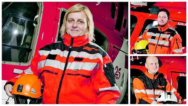 Lékařka Patrícia Krajňáková (†46), pilot Ján Rušin (†50), záchranář František Bartoš (†32) zahynuli při poslední havárii vrtulníku společnosti ATE.
