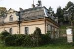 Schichtova vila ve Vaňově v Ústí nad Labem