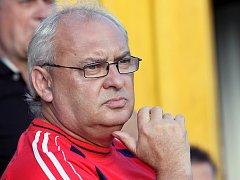 Trenér Brné Milan Česlák.