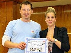 Letošní charitativní turnaj Lokomotif Cup vynesl Společnosti pro podporu lidí s mentálním postižením 42 tisíc korun.