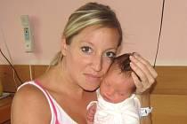 Laura Švarcová, se narodila v ústecké porodnici dne 13. 9. 2013 (9.41) mamince Michaele Švarcové, měřila 50 cm, vážila 3,2 kg.