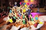 V pátek 14. ledna měly maturitní ples v ústeckém domě kultury třídy Gymnázia Jateční!
