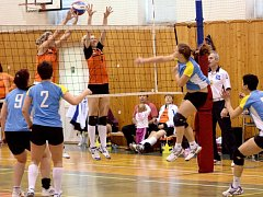2. liga žen: Rumburk – Slovan Chabařovice.