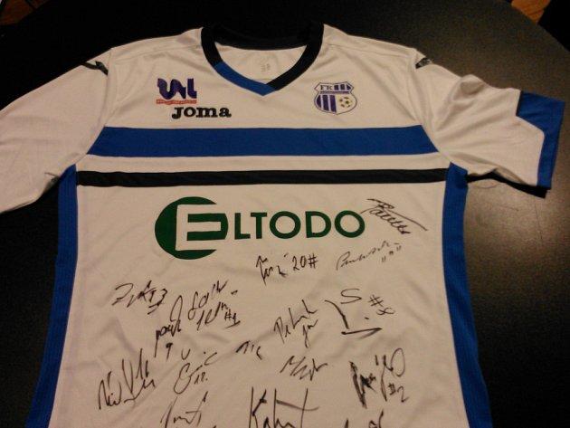 Dres FK Ústí nad Labem.