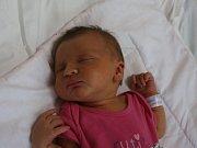 Tereza Havlíková se narodila Nikole Havlíkové z Ústí nad Labem 27. srpna v 23.11 hod. v ústecké porodnici. Měřila 48 cm a vážila 3,15 kg.