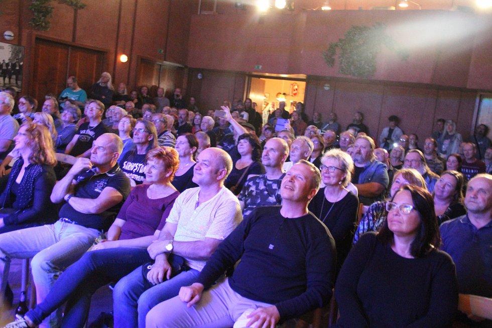 Koncert Skinny Molly v Ústí nad Labem