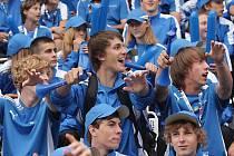 Celkem 334 mladých sportovců reprezentovalo Ústecký kraj na Hrách V. letní olympiády dětí a mládeže České republiky. Ilustrační foto.