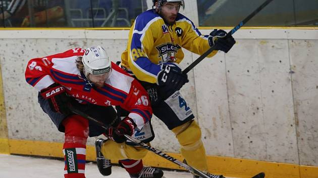 Dramatický zápas mezi Slovanem a Třebíčí rozhodla jediná branka.