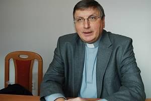 Ústecký arciděkan Miroslav Šimáček.