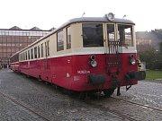 Lokomotivy a hnací vozidla mají svá jména - Kredenc.