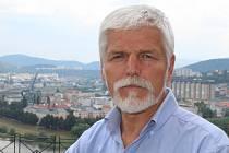 Petr Pavel v Ústí nad Labem.