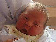Václav Kulla se narodil v ústecké porodnici 9.12.2016 (7.46) Lence Kullové. Měřil 47 cm, vážil 3,11 kg.