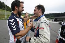 David Vršecký s Buggyrou vyhrál nedělní závod s handicapem na rakouském okruhu Red Bull Ring.