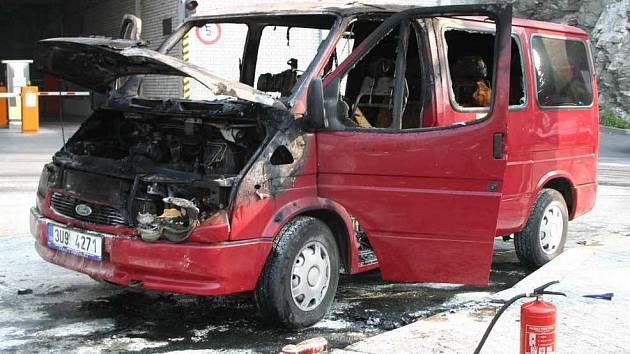Benzinka v ohrožení