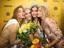 Angelika Kostyshynová z Ústí nad Labem se pyšní titulem Miss Léta 2017