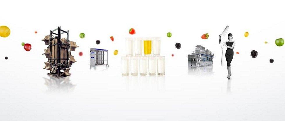 Minimální množství materiálu a obal s co nejvyšší možnou úrovní hygieny byl první záměr společnosti.