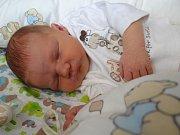 Šimon Dočkal se narodil v ústecké porodnici 7. 6. 2017 (19.44) Tereze Dočkal. Měřil 50 cm, vážil 3,5 kg.