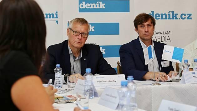 Setkání s primátorem Ústí nad Labem