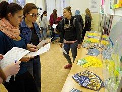 Žáci se dozvěděli mnoho zajímavých informací o drogové problematice.
