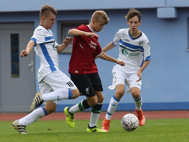 Albim Cup 2017, Liverpool - FK Ústí