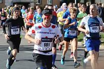 V Ústí nad Labem se běžel již devátý půlmaraton