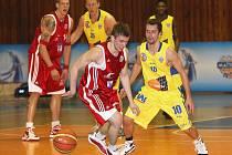 Basketbalová liga: Ústecký nováček na Svitavy nestačil.