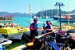 Pavla a Arnošt Riedlovi z Chrastavy absolvovali drsných 700 kilometrů na kolech po jihozápadním Turecku, převážně po kozích stezkách.