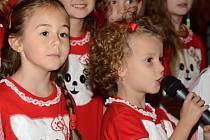 Výjimečný koncert se uskutečnil v Chlumci.