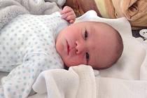 Nicolas Bernášek se narodil v ústecké porodnici 7.1.2015 (7.47) mamince Radce Pehlové. Měřil 50 cm, vážil 3,38 kg.