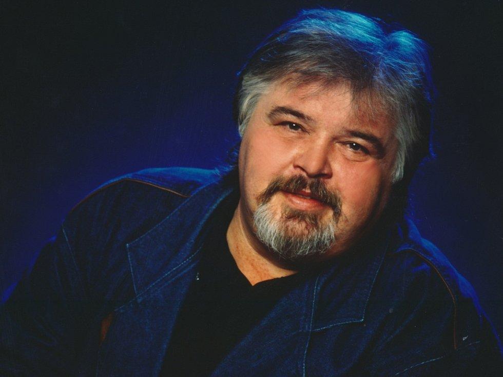 Muzikant Pavel Brümer, fanoušek tvrdší americké country.
