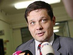 Státní zástupce Lukáš Otipka.