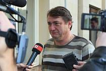 Zklamaný hejtman Jiří Šulc.