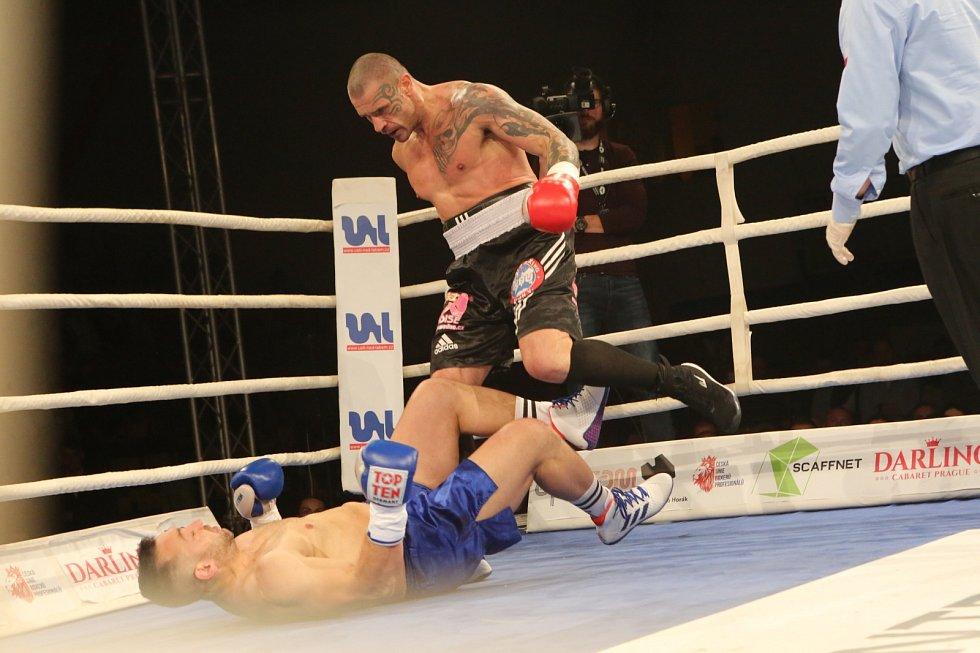 Galavečer Boxing Live v Ústí nad Labem