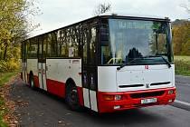 Před Vánoci vyjede SKIBus, autobusová linka číslo 10.