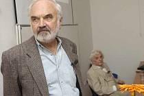 Zdeněk Svěrák a Ladislav Smoljak v Ústí nad Labem