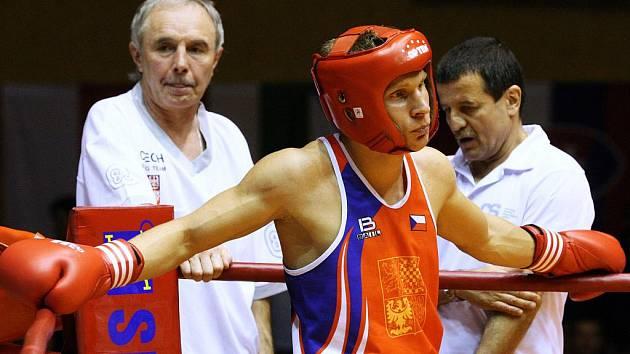 Zdeněk Chládek, největší česká naděje na MS v Baku.
