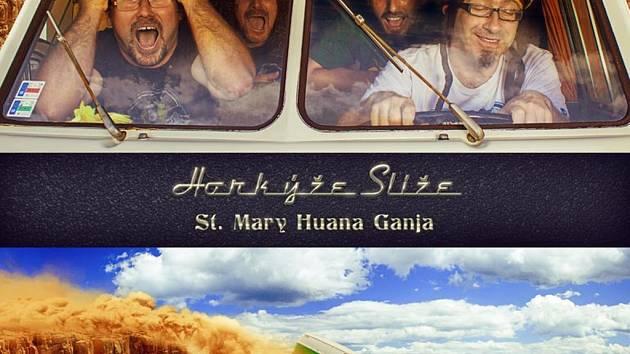 Z obalu alba St. Mary Huana Ganja.