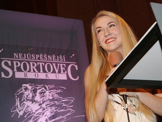 Fabiana Bytyqi je královnou sportovců Ústecka.