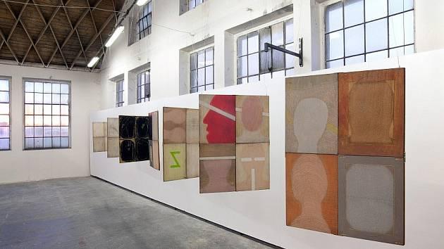 Výstava v Galerii Emila Filly v Předlicích. Archivní foto